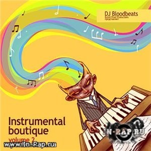 Dj Bloodbeats - Instrumental Boutique vol.2