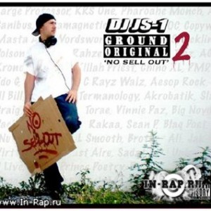 DJ JS-1 - Ground Original 2: No Sell Out Instrumentals [2009]