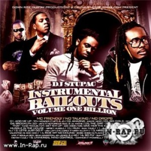 DJ Stupac - Instrumental Bailouts 1 Billion