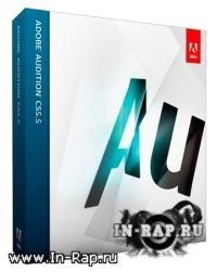 Adobe Audition CS5.5 v4.0.1815 (2011)