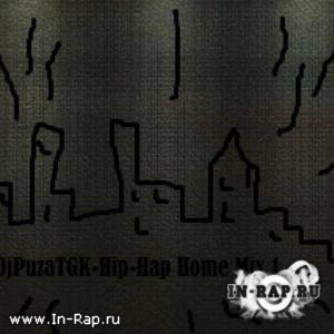 DjPuzaTGK (������������) - Hip-Hap Home Mix 1 (2012)