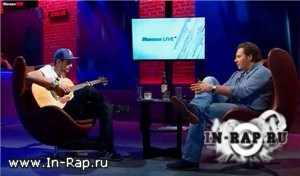 Noize MC - Freestyle MINAEV LIVE (2012)