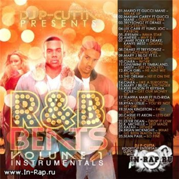 DJ P-Cutta - R&B Beats Vol. 1: Instrumentals