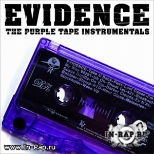 Evidence - The Purple Tape Instrumentals (2008)