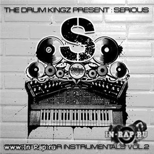 Serious Beats - Street Honor Instrumentals Vol.2