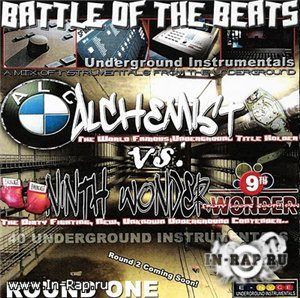 The Alchemist / 9th Wonder - Battle Of The Beats: Underground Instrumentals ...