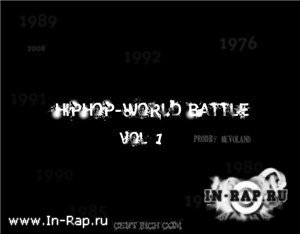 V/A - HipHop-World Battle VOL 1 (2009)