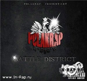 Polak Rap - Battle District (2010)