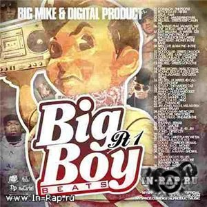 Big Mike & Digital Product - Big Boy Beats Vol. 1