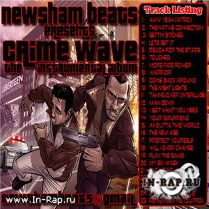 Newsham Beats - Crime Wave Instrumentals