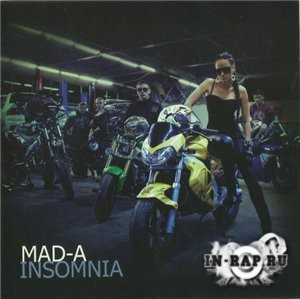 Mad-A - Insomnia (2013)