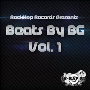 DJ Jizzle Aka BG - Beats By Bg Vol 1 (2013)