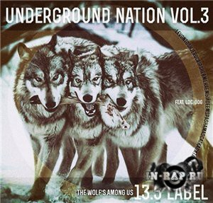 13.5 (Tosh, Pasha Madcat, Levon, Deems) - Underground nation vol.3 (2014)