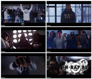 N'PANS feat. ONYX – Represent (2014)