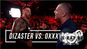 Battle : Oxxxymiron vs. Dizaster (2017)